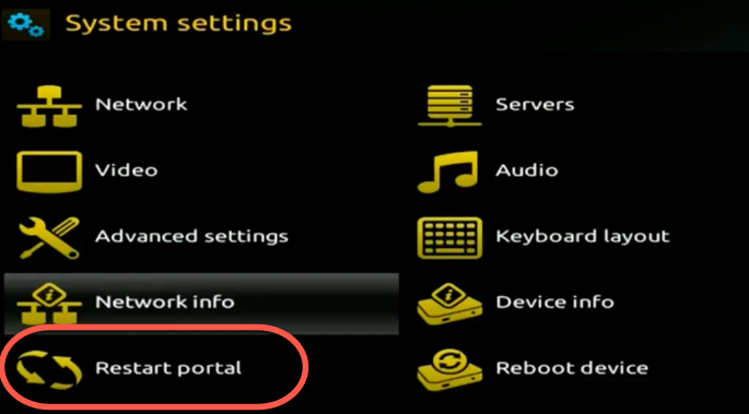 How to add an IPTV portal on MAG 250 254 322 256? – IPTV National