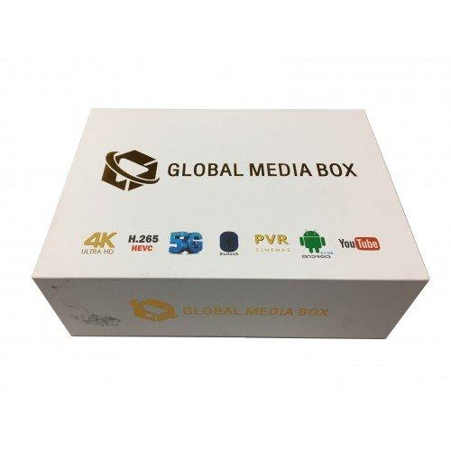 Global Media Box 5G